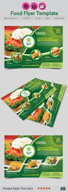 best images about creative flyer designs spring green food flyer template on behance