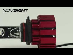 SUPER BRIGHT Novsight Auto LED Headlight Conversion Kit ...