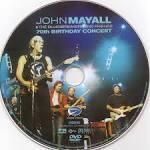 70th Birthday Concert [DVD & CD]