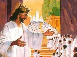 Resultado de imagem para REIGNING IN MILLENNIUM JESUS