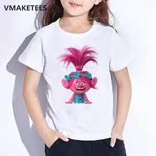 Kids Summer Short Sleeve Girls & <b>Boys T</b> shirt Children Cartoon ...