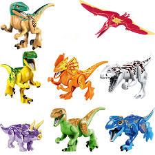 New <b>8pcs</b>/set Jurassic Dinosaur World Park <b>Action</b> Figures ...