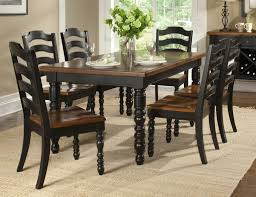 table and chairs dining room gorgeous black wooden dining table and chairs wood dining room best black wood dining room