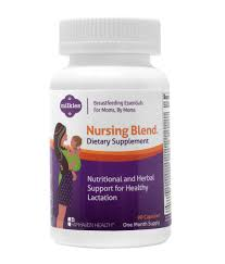 <b>Nursing Blend Breastfeeding</b> Supplement