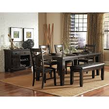 elegant square black mahogany dining table: hawn  piece dining set hawndiningtable hawn  piece dining set