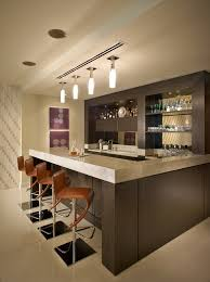 contemporary residence boca raton florida contemporary u shaped seated home bar idea in miami with dark chic mini bar design