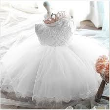 Online Shop <b>2019</b> Infant Baby <b>Girls</b> Flower Dresses Christening ...