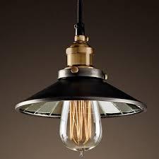 antique pendant lights made of iron 1 light antique pendant lighting