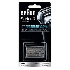 <b>Сетка и режущий</b> блок 70S для электробритв Braun Series 7 ...