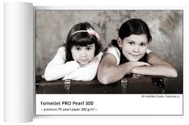 43,2cm x 25m FomeiJet PRO <b>Pearl</b> 300 - FOMEI.com