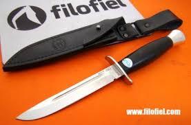 A&R Zlatoust Finka <b>nkvd</b> leather - 121.90€ : Filofiel Cuchilleria