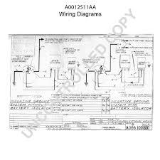 a0012511aa alternator product details prestolite leece neville a0012511aa wiring diagram