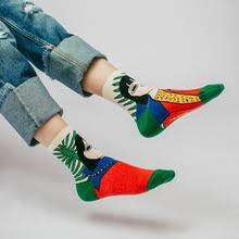 Новые модные забавные <b>Женские</b> носочки милый мультяшный ...