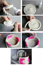home decor craft simple  simple ideas that show how to decorate your home with rope