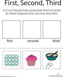 First Next Last Worksheets For Kindergarten - preschool reading ...... First Next Last Worksheets For Kindergarten kindergarten comprehension worksheets free printables