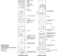 Peranakan Shop House Plan Pictures  Images  amp  Photos   Photobucket