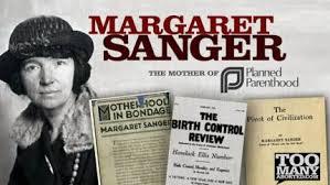 「Margaret Higgins Sanger」の画像検索結果