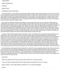 Category  Pro Death Penalty Essays  Title  Pro Capital Punishment Speech  kerncountyclassifieds com