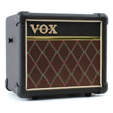 <b>Гитарный комбоусилитель VOX MINI3-G2</b> Classic портативный ...