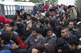 Image result for asylum seekers in germany