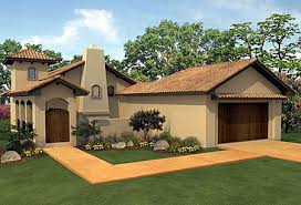 Small Tuscan House Plans   Courtyard  Elegant European House    Small Tuscan House Plans   Courtyard
