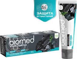 Купить <b>Зубная паста Biomed White</b> Complex Антибактериальная ...