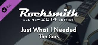 """Rocksmith® 2014 – The <b>Cars</b> - """"<b>Just What</b> I Needed"""" on Steam"""