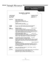 general resume objective examples and get inspiration to create a good resume 8 general resume example