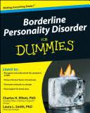 Borderline Personality Disorder For Dummies - Charles H. Elliott ...