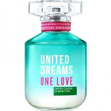 <b>United Dreams</b> - <b>One</b> Love von <b>Benetton</b> | Perfumes femininos, Eau ...