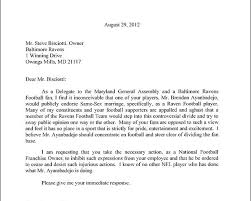 patriotexpressus unique how to write a resignation letter patriotexpressus great maryland politicians letter denouncing brendon ayanbadejos comely here is a copy of the