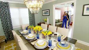 Hgtv Dining Room Designs 1000 Images About Dining Rooms On Pinterest Formal Dining Rooms