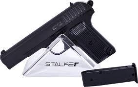 Пневматический <b>пистолет Stalker SATT</b> Spring (ТТ, Тульский ...