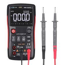 RICHMETERS <b>RM303</b> Digital Multimeter <b>True RMS 19999 Counts</b> ...