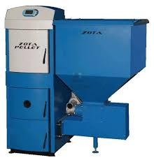 <b>Твердотопливный котел ZOTA Pellet</b> 63А 63 кВт одноконтурный ...