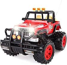 MECFIGH RC Car 1:14 2.4Ghz Super Crashworthy ... - Amazon.com