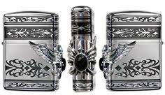 <b>Зажигалка Zippo</b> armor wing onix | Зажигалка