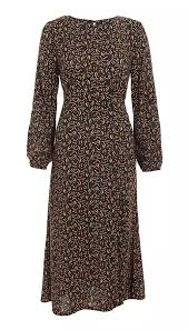 <b>Long sleeves</b> - <b>Floral</b> dresses - Dresses - Women | Debenhams
