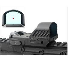 kaload jh405 <b>tactical hunting holographic</b> red dot sight optics scope ...