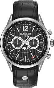 <b>Часы Roamer 508.822.41.54.05</b> - купить мужские <b>часы</b> в интернет ...