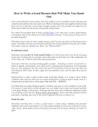 examples of really good resumes  kenji enos resume  what good    how