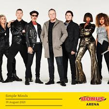 <b>Simple Minds</b> - Bonus Arena Hull