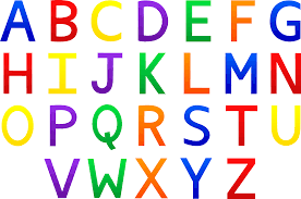 Znalezione obrazy dla zapytania letter clipart