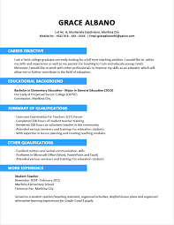 resume for fresh graduates sample customer service resume resume for fresh graduates sample resume format for fresh graduates one page format sample resume