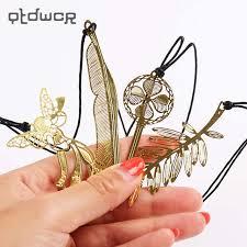Online Shop <b>1PC</b> Korean Stationery <b>Cute Kawaii</b> Gold <b>Metal</b> ...