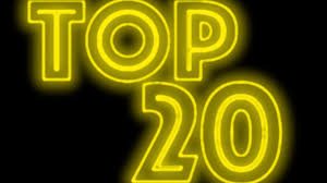 Image result for top twenty