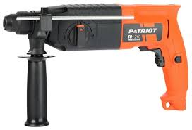 <b>Перфоратор</b> сетевой <b>PATRIOT RH 240</b> (2.9 Дж) — купить по ...