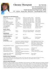 examples of resumes resume example wonderful child actor sample resume example wonderful child actor sample resume model sample regarding example of resume