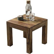 How to Wohnling WL1.204 Sheesham <b>Coffee Table</b> 45 x <b>45 cm</b> ...
