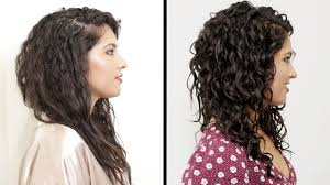 <b>Women</b> With <b>Curly</b> Hair Perfect Their Curls - YouTube